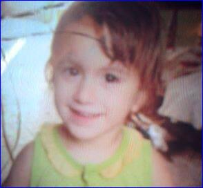 Christina Khader Ebada, a 3 year-old Assyrian girl, was abducted from her family by ISIS as they were leaving Baghdede.