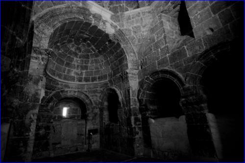 A chapel at the Monastery of Deyruzafaran (photo: Nathaniel Daudrich).