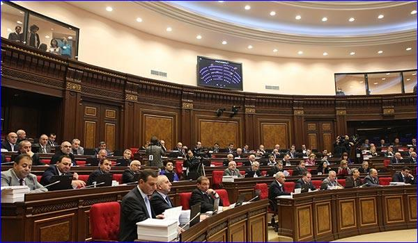 The Armenian National Assembly recognized the Assyrian and Greek genocide perpetrated by Turks in World War One.