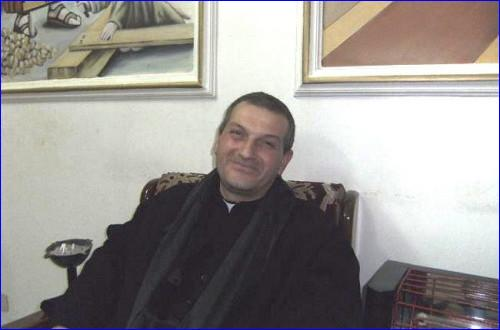 Fr. Jacques Murad, an Assyrian Catholic priest, was kidnapped in Homs, Syria