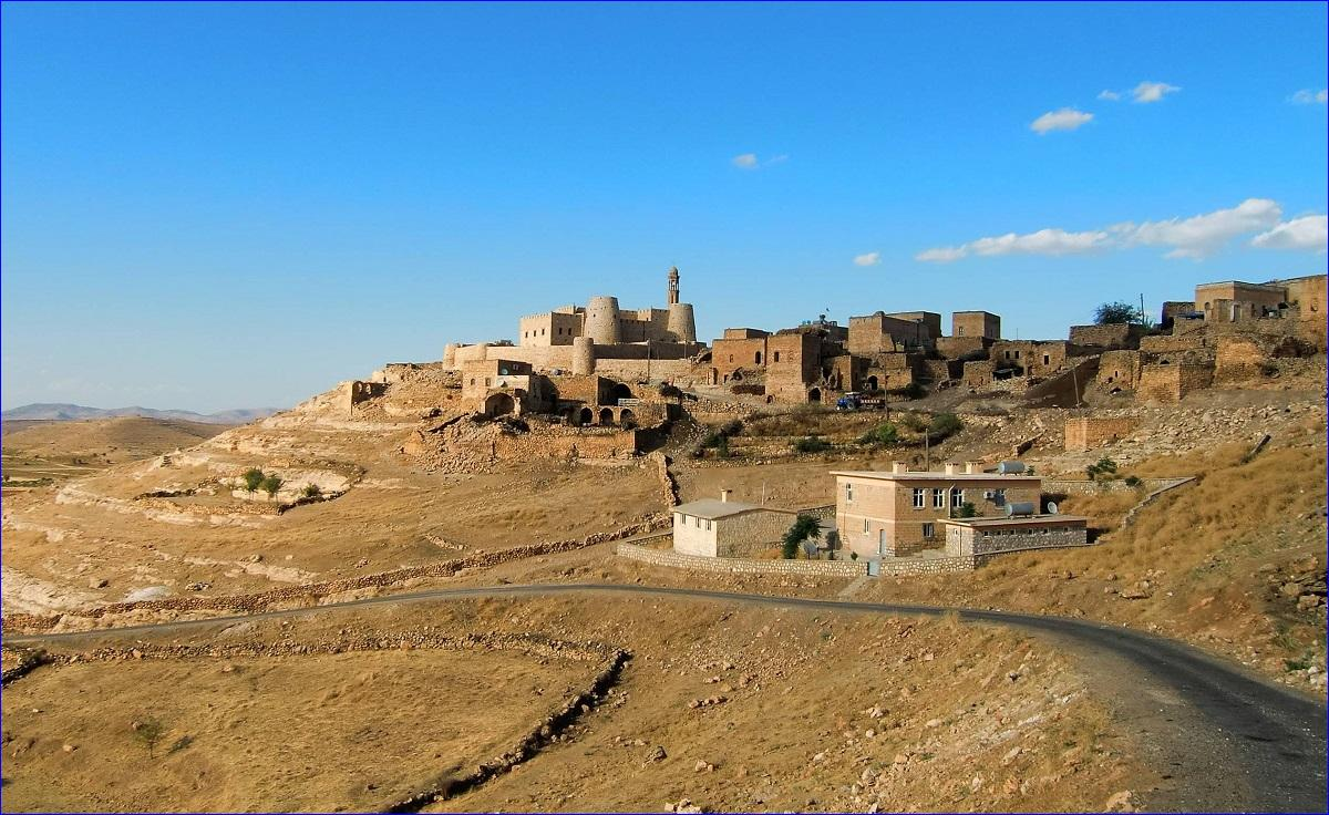 The Assyrian village of Ainwardo in Turkey (photo: Markus Tozman).