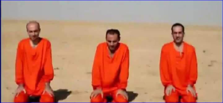 ISIS Execute Three Assyrians in Syria