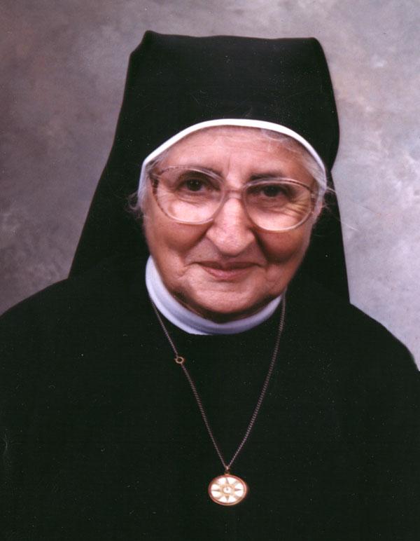 Old Nun