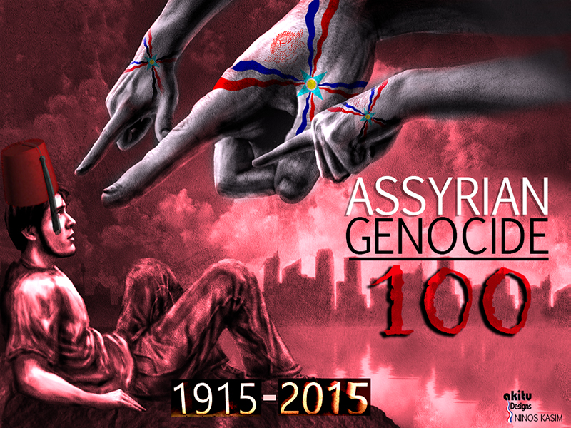The Assyrian Genocide: Turkey's Wholesale Slaughter and Extermination