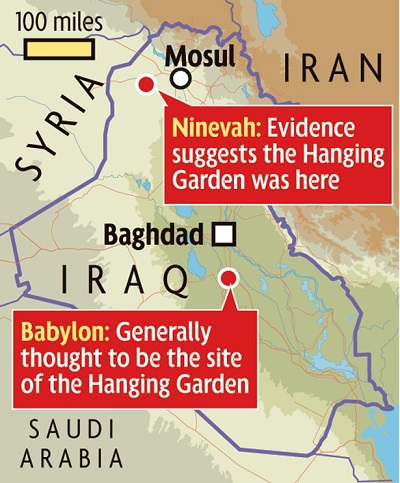 Babylon Location