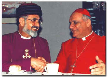 Two bishops in communion