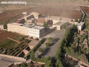 The Monastery of St. Gabriel in south-east Turkey