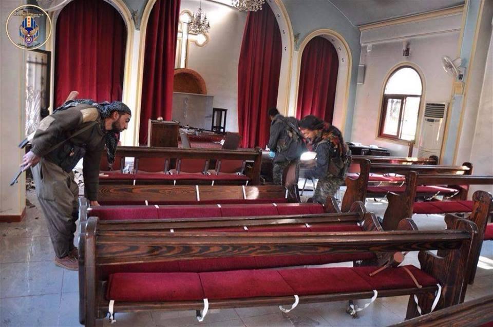 Amateur eastern christian churches and islamic domination Video